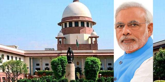 SC/ST ACT: सुप्रीम कोर्ट ने मोदी सरकार को नोटिस जारी किया | NATIONAL NEWS