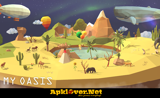 My Oasis: Relaxing Sanctuary APK MOD