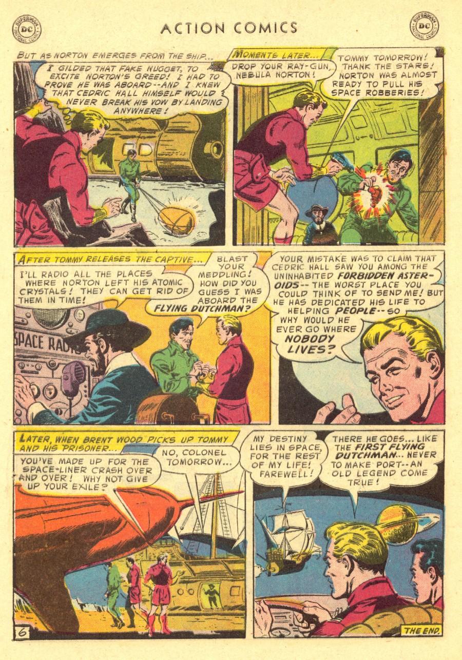 Action Comics (1938) 220 Page 32