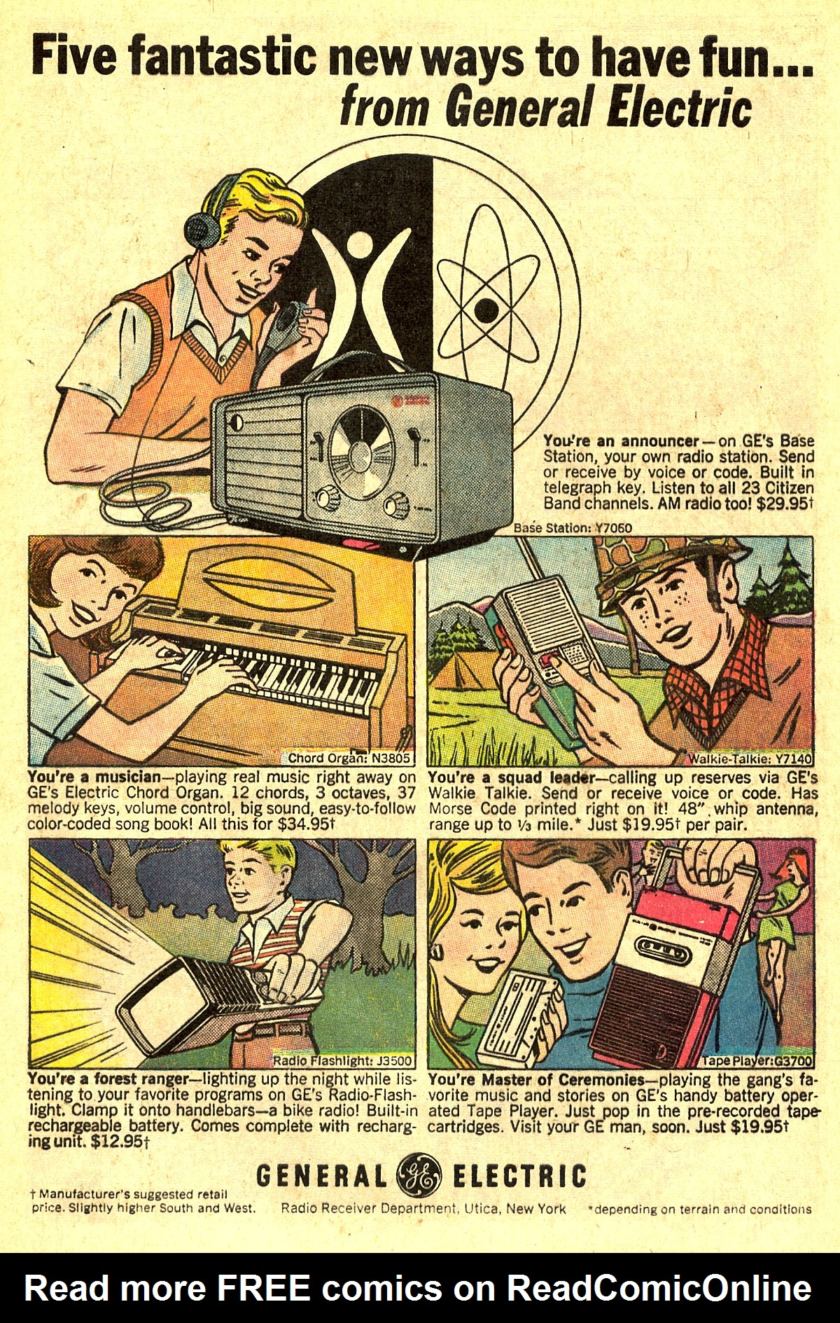 Strange Adventures (1950) issue 216 - Page 9