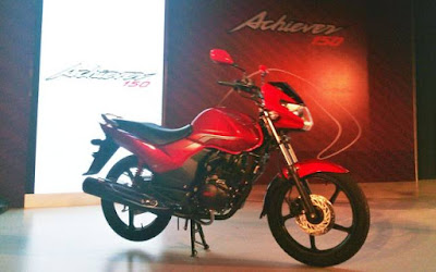 All New 2016 Hero Achiever 150 Red