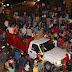 Caravana navideña despierta el entusiasmo de vallisoletanos