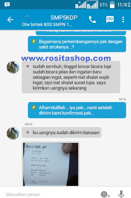 testimoni herbal stroke sembuh