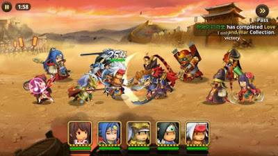 Download Game Kingdom Story Brave Legion MOD APK 2.06 Terbaru 2017