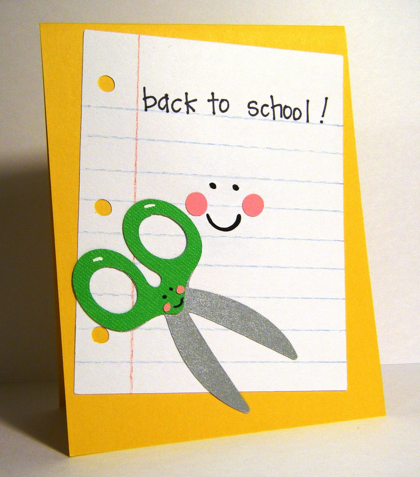 Pink And Paper: Back To School
