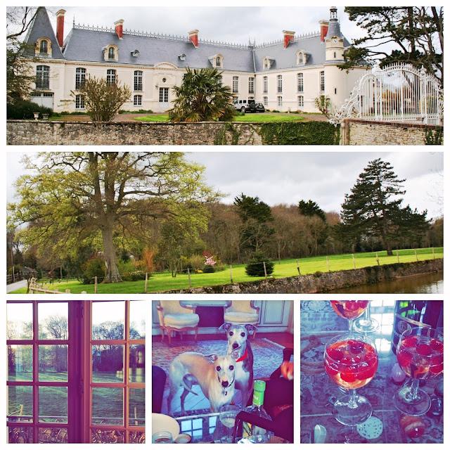 Chateau du Bosq Normandie 14