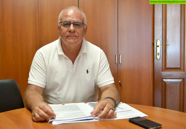 El Consejo Insular de Aguas mejorará la distribución del agua de riego en la comarca de Las Breñas y Villa de Mazo