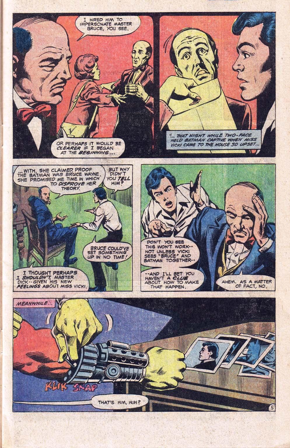 Detective Comics (1937) 518 Page 7