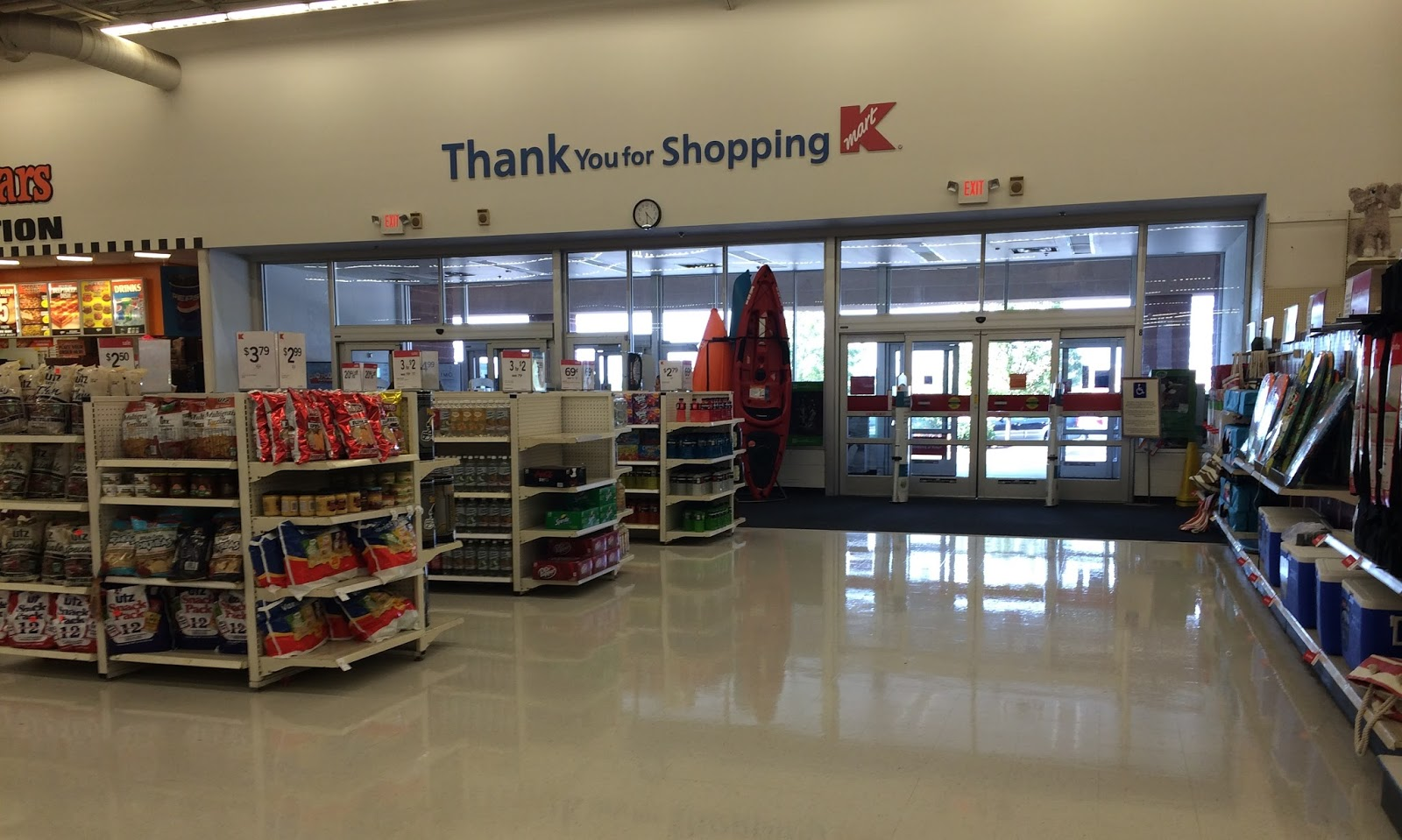 Dead And Dying Retail The Last Kmart Ever Built