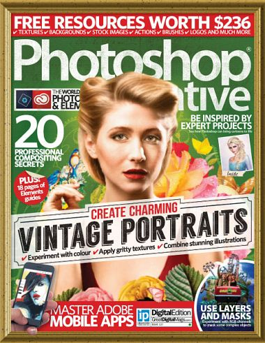 Download Photoshop Creative Issue 137, 2016 PDF