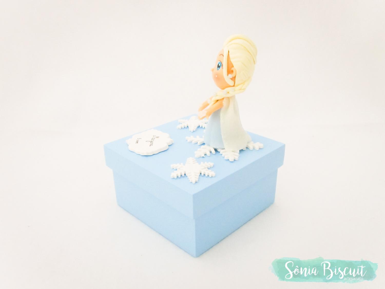 Lembrancinhas, Biscuit, Elsa, Frozen, Sonia Biscuit, Lembrança