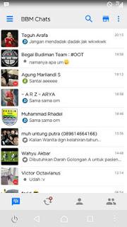 BBM White V2.13.0.22 Apk