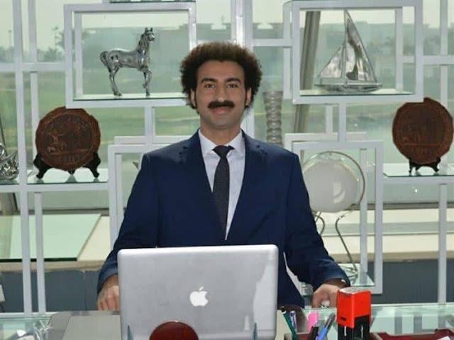"""""""علي ربيع""""عاشق الكوميديا"""