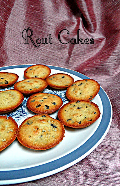 Regency cakes