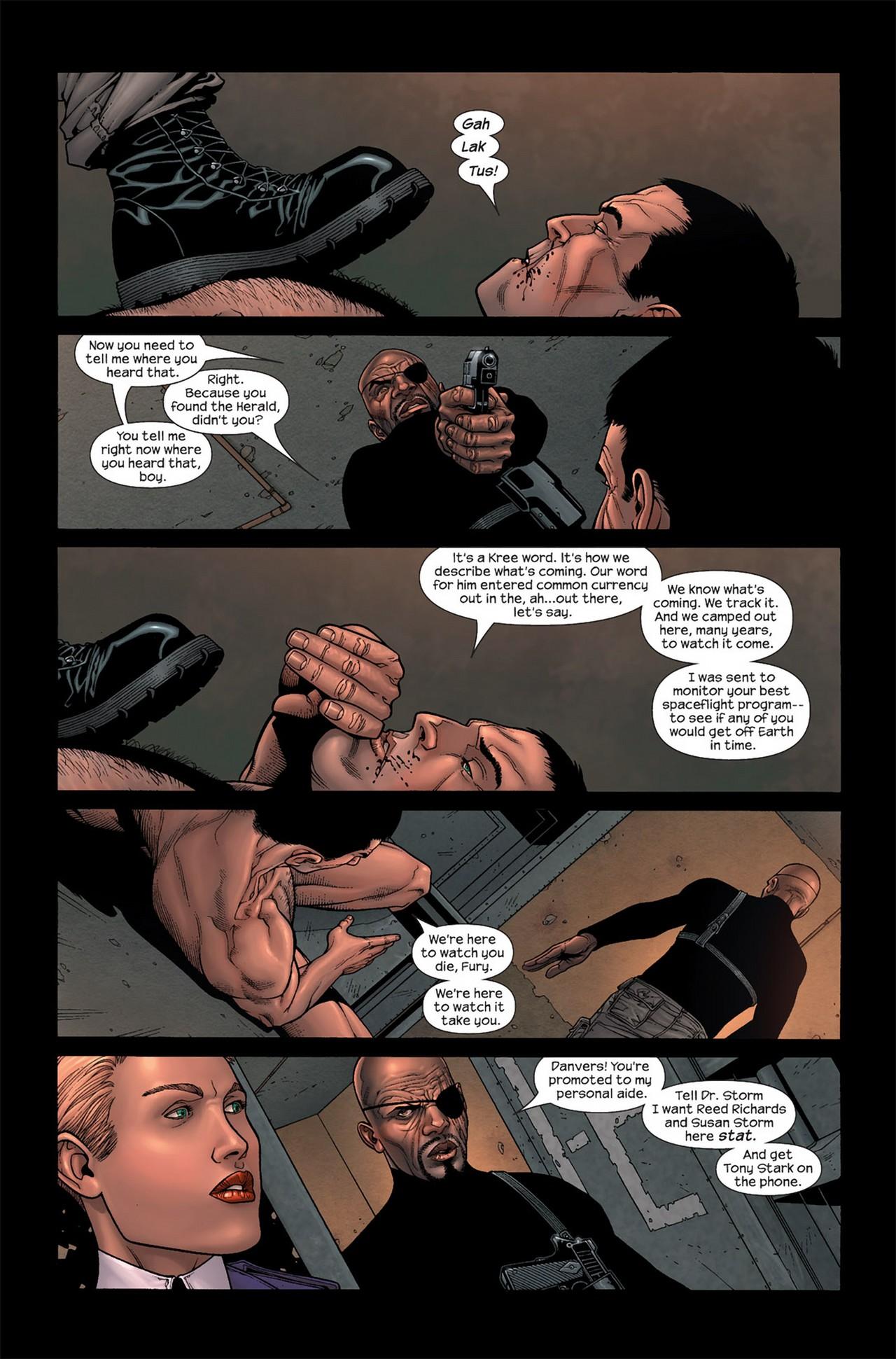 Read online Ultimate Secret comic -  Issue #2 - 14
