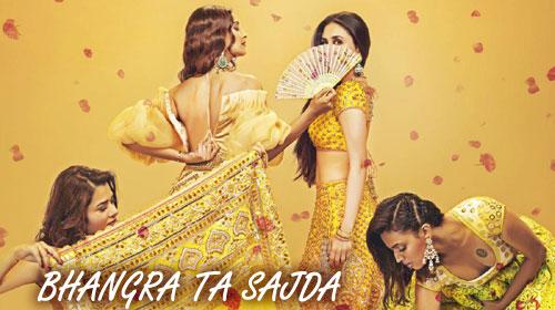 Bhangra Ta Sajda Lyrics - Veere Di Wedding