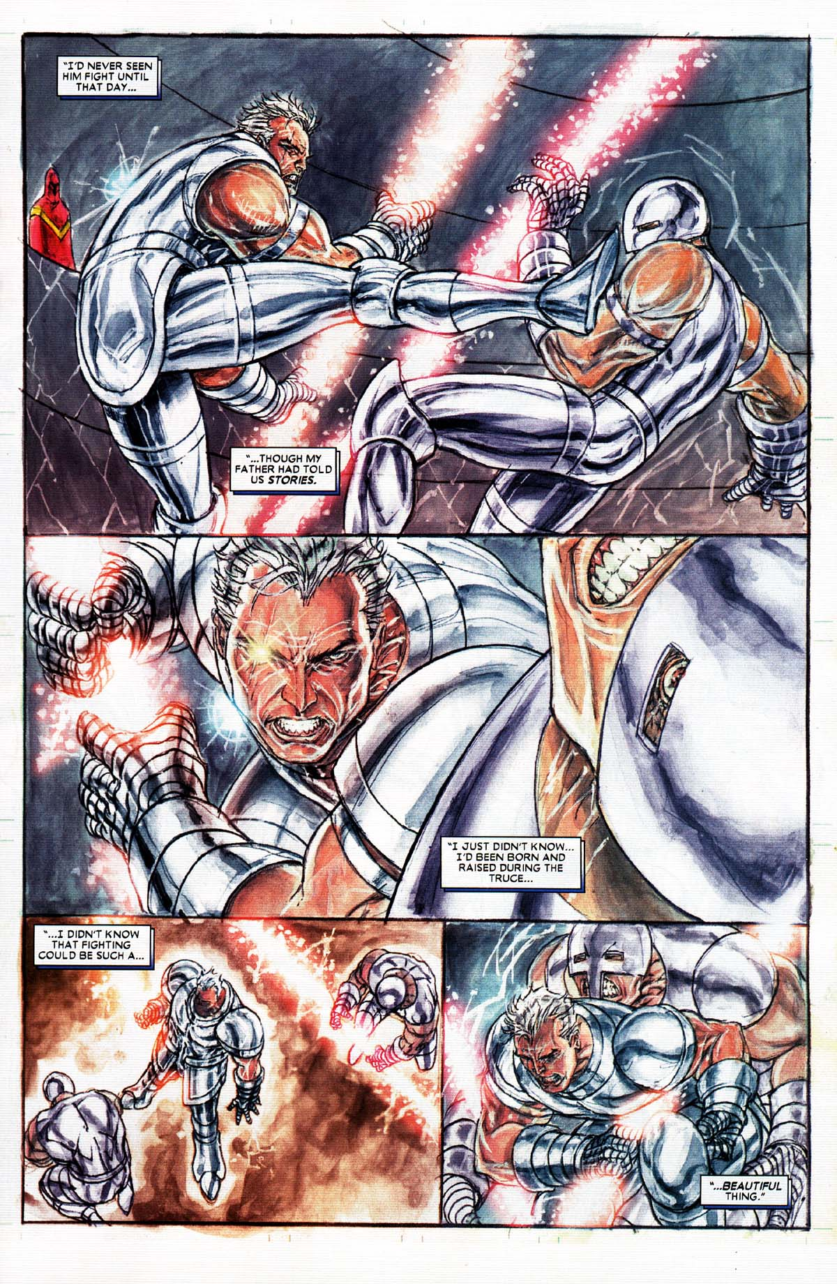 Read online X-Force (2004) comic -  Issue #2 - 14