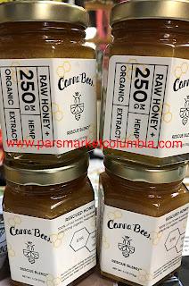 Raw Honey CBD Organic Extract In Pars Market Columbia Maryland 21045