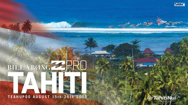2013 Billabong Pro Tahiti Teaser