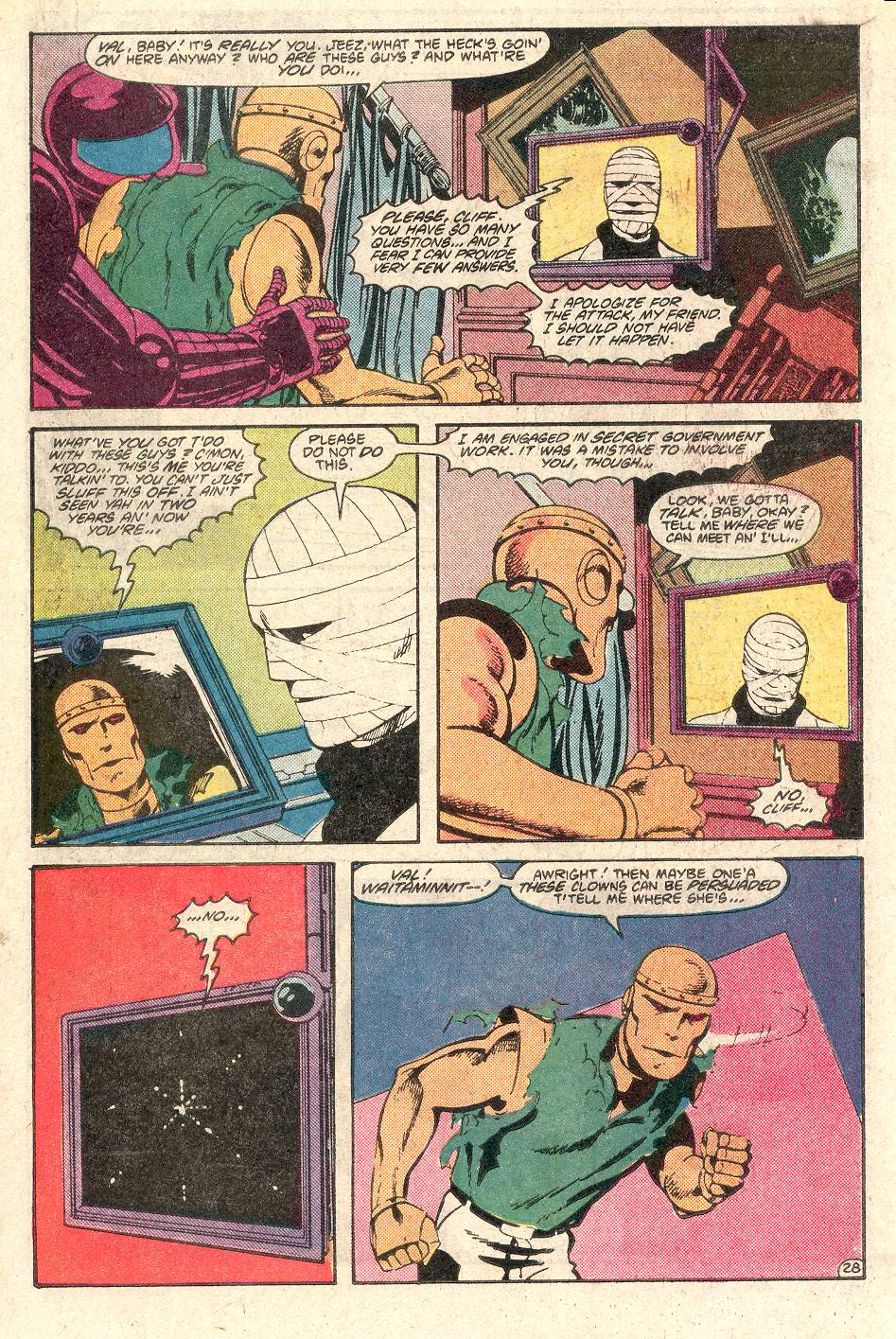 Read online Secret Origins (1986) comic -  Issue # _Annual 1 - 29