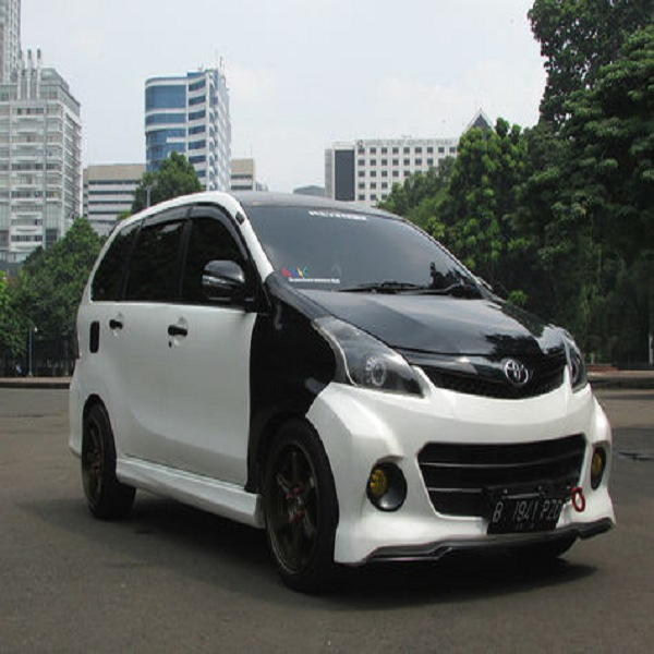 Grand New Avanza Warna Putih Interior Foto Modifikasi Hitam 2005 2006 2007 2008 2009 2010 ...