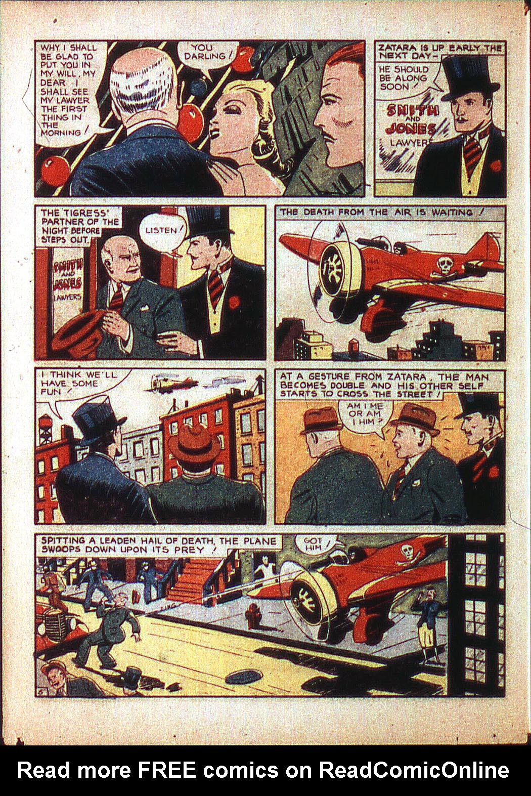 Read online Action Comics (1938) comic -  Issue #3 - 58