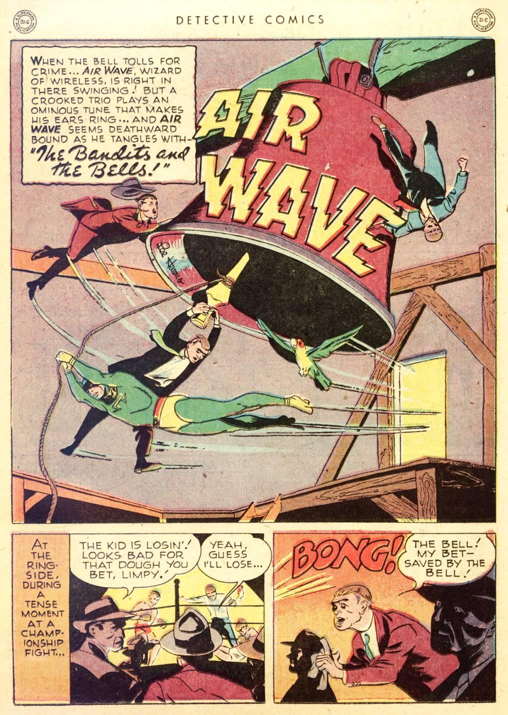 Read online Detective Comics (1937) comic -  Issue #128 - 17