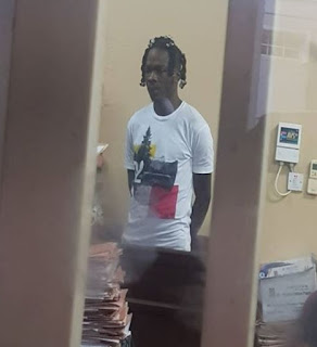 Naira Marley in court today as he pleads 'Not Guilty', to be remanded In EFCC custody until May 30