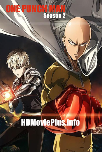 One Punch Man Season 02 Complete ORG English Subbed 720p HD [E11 Added]
