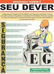 Led Tecnologia em Segurança do Trabalho ♥  Nenhum sucesso na ... 21675c566f