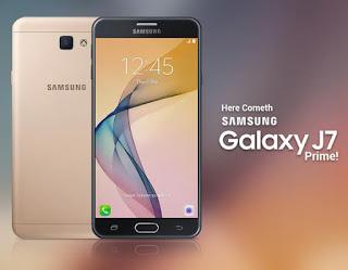 Spesifikasi dan Harga Ponsel Samsung Galaxy J7 Prime