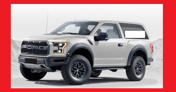 car specs  review  ford bronco raptor specifications  design