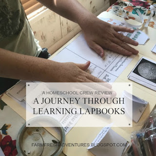 A Journey Through Learning Lapbooks ~ Apologia Astronomy {product review}