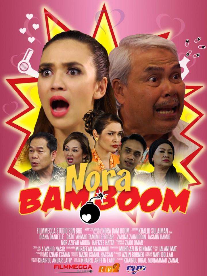 Sinopsis Telemovie Nora Bam Boom
