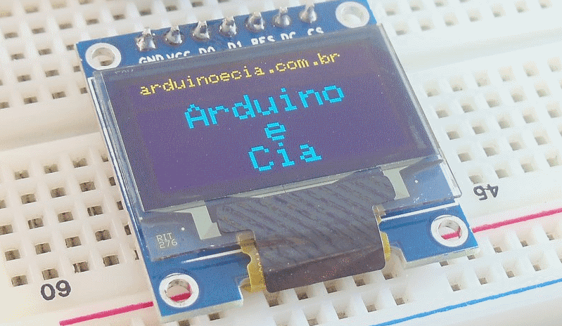 OLED Display Arduino SSD1306