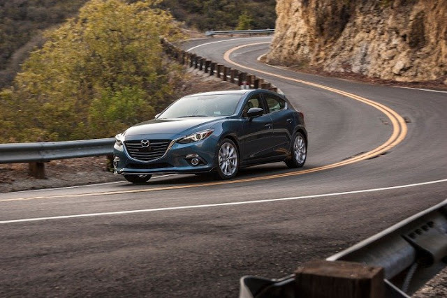 2016 Mazda 3 Hatchback Review 1