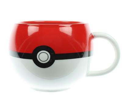 Pokeball Figural Cup