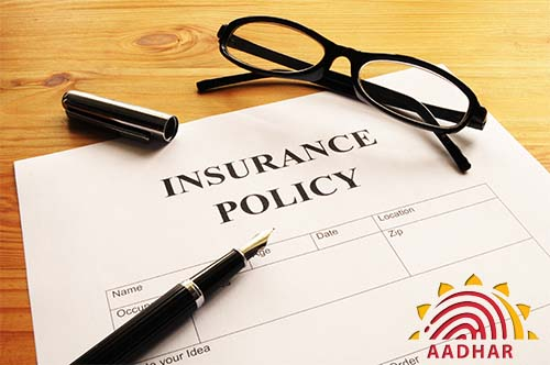 Linking Aadhaar with Insurance Policies Mandatory