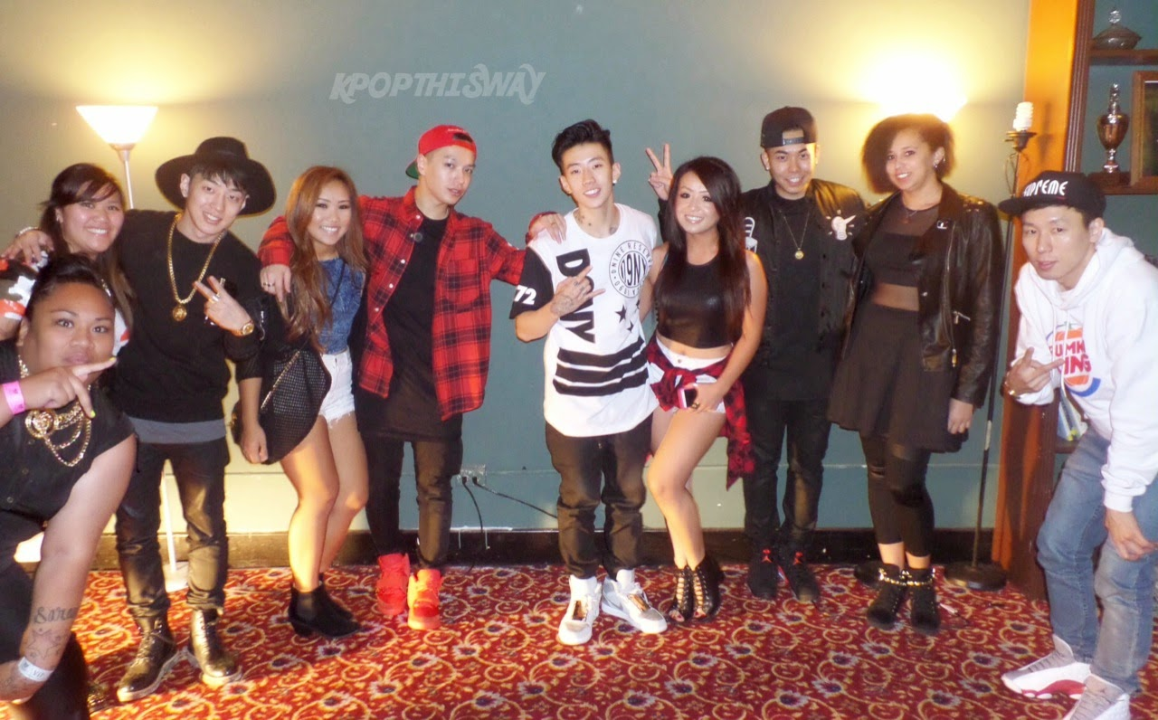 kpopthisway aomg concert tessa s fan account