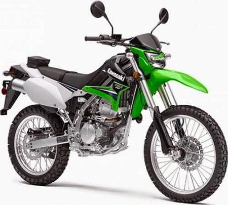 Klx 250cc terbaru