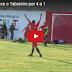 Veja os gols da vitória da Conceição sobre o Tabuleiro