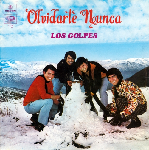 Lyrics de Los Golpes