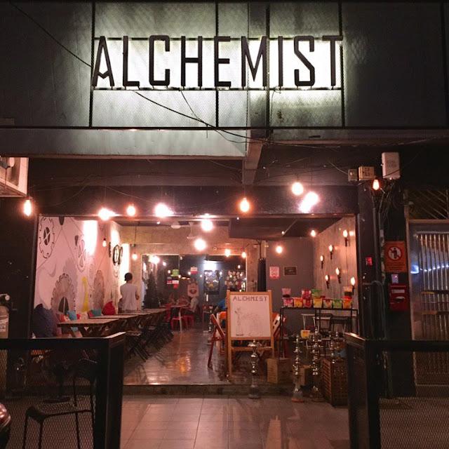 Alchemist Dessert Café