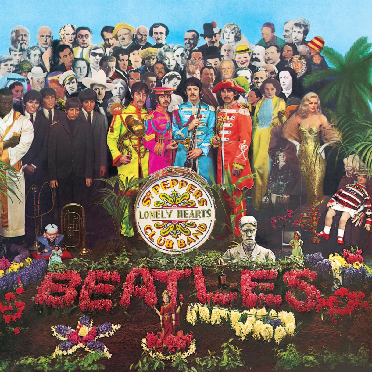 Boppin Like The Hip Folks Do Is BEATLES VI Really My All Time