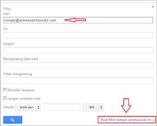 mungkin Anda pernah menemukan beberapa email masuk yang sumber atau pengirimnya tidak And Cara Blokir Email Masuk Di Gmail