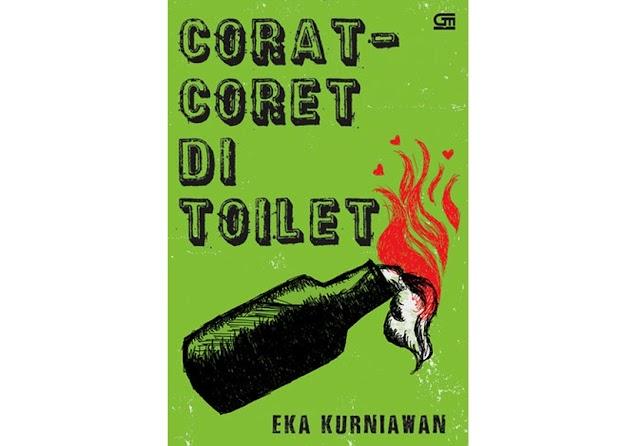 #34   Corat-Coret di Toilet - Eka Kurniawan