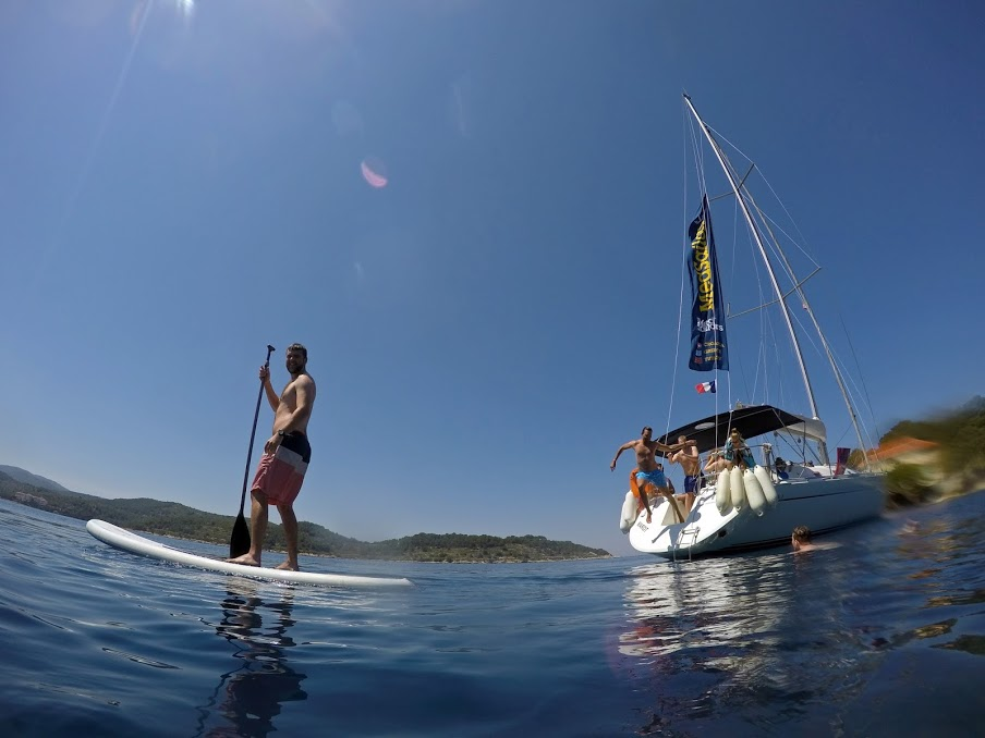 Sailing Croatia with MedSailors