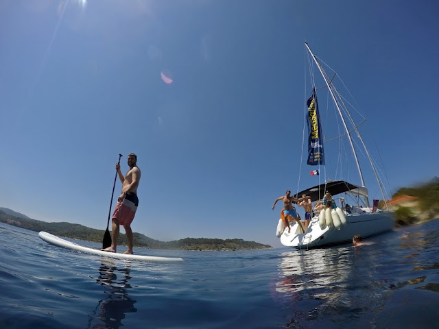 Sailing Croatia with MedSailors