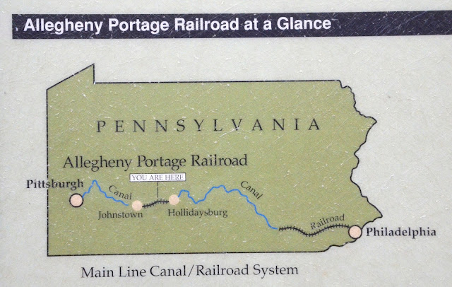 Manifest Destiny Pa Canal Basin Park The Pennsylvania