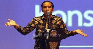Banyak Toko Ritel Tutup, Jokowi : Ya Salah Mereka Nggak Ikutin Jaman
